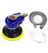 Пневмошлифмашинка эксцентриковая ECO  с пылеоотсосом  (ASP10-150V)