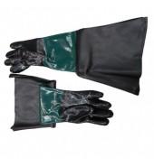 Защитные перчатки для пескоструйных аппаратов FORSAGE  SBC-G (2шт/к-т)