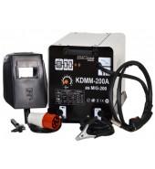 Сварочный полуавтомат трансф.  380в. 200А. KRAFT&DELE (KDMM-200A)