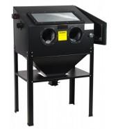 Пескоструйная камера (220л, 425-708л/мин, 2.7-5.4атм) ROCK FORCE (SBC220)