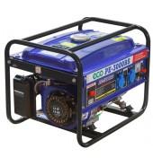 Бензогегнератор 2.2 кВт, 230 В, бак 15.0 л, вес 43 кг ECO (PE-3000RS)