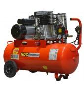 Компрессор воздушный (396 л/мин, 10 атм, ресив. 70 л, 220 В, 2.20 кВт) HDC (HD-A071)