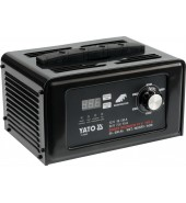 Зарядно-пусковое устройство (12V/10-30A; 24V/7,5-15A; 50-600Ah) YATO (YT-83052)