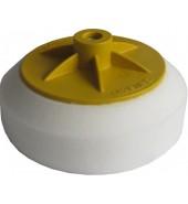 Круг полировальный 150мм твердый (белый, М14) HD (HD-0902)