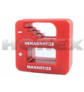 Намагничиватель-размагничиватель для бит и отверток HOREX (QJ7055)