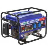 Бензогенератор 2.8 кВт, 230 В, бак 15.0 л, вес 44 кг ECO (PE-4000RS)