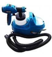 Краскораспылитель электрический в кор. (750 Вт, сопло 1,8/2.6мм, бак 0.8 л) FORSAGE (SG60-750F)