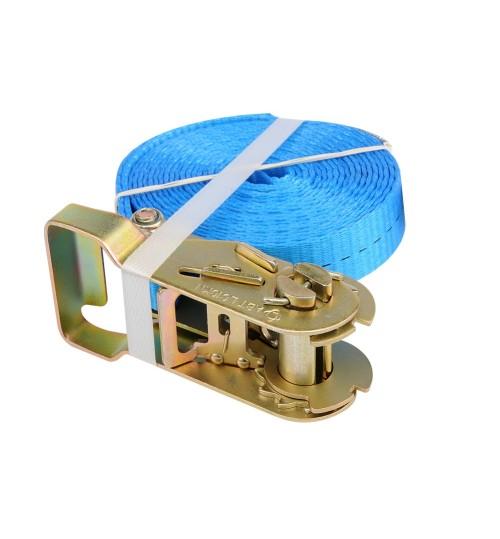 Ремень для креп. багажа с трещот. 25ммх4м (1000daN) VOREL (82343)