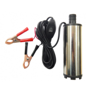 Насос для перекачки топлива (12В, диам. 51 мм) PARTNER (ST33-12)