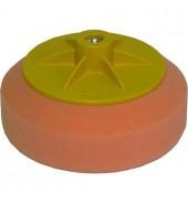 Круг полировальный 150мм универсальный (розовый М14) HD (HD-0900)