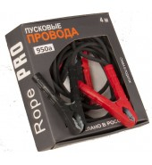 Стартовые провода профи. 950А. 4м. ROPE PRO (950A)