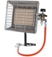 Нагреватель воздуха газовый инфракрасный 5 кв. ECOTERM (RH 5000-2)
