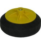 Круг полировальный 150мм универсальный (черный, М14) HD (HD-0904)