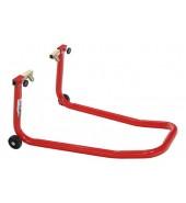 Подставка под переднее колесо мотоцикла 100кг. BIG RED (TRF45501)