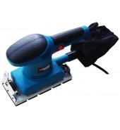 Виброшлифовальная машина с пылесборником плоская  ( 220В, 280Вт, 93х183мм, 11000 об/мин)  FORSAGE (OS90180-280P)