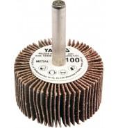 Круг лепестковый торцевой 40х20х6мм Р40 YATO (YT-83351)