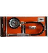 Компрессометр  бензин/дизель (гибкий шланг) АВТОДЕЛО (40094)