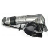 Пневмозачистная угловая машинка d125мм 170 л/мин. (пос. 22мм; 11,000 об/мин) FORSAGE (ST-7737)