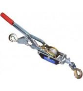 Лебедка рычажная 2т (одинарное зубчатое колесо) GEKO (G01070)