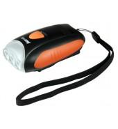 Фонарь светодиодный (черн.) аккумуляторный JAZZWAY (DS2-L03-Accu)