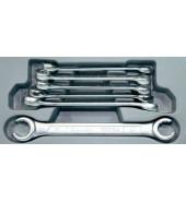Набор ключей разрезных 8-19мм (6шт) FORCE  (5066)