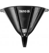 Воронка для перелива жидкостей  270мм. YATO (YT-0697)