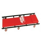 Лежак на шести колесах BIG RED (TR6451)