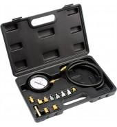 Набор для измерения давления масла 0-35 bar (12пр.) YATO (YT-73030)