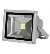Прожектор светодиодный 10 Вт (855Лм, холодный белый свет)  JAZZWAY (PFL 6500К IP)