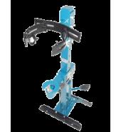 Стенд для разборки амортизаторов гидравлический ZX0301C(Forsage)