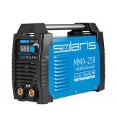 Инвертор сварочный 230В, 20-250а. SOLARIS (MMA-250)