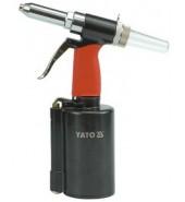 Пневмозаклепочник 2,4-4,8мм. YATO (YT-3617)