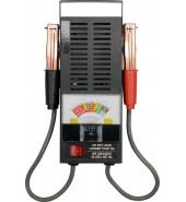 Тестер аккумуляторов аналоговый 6V, 12V, CCA200-1000A YATO (YT-8310)