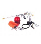 Набор пневмоинструмента ECO  (5 предметов,верх. бак) (SGK-5)