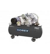 Компрессор воздушный с ременным приводом 300л. 7,5 кв. HOREX (HAC - V1,05/12,5)