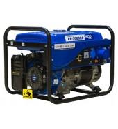 Бензогенератор (5.5 кВт, 230 В, бак 25.0 л, вес 82 кг) ECO (PE-7000RS)