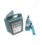 Домкрат гидравлический бутылочный 350мм. 4т. в кейсе FORSAGE (T90404S)