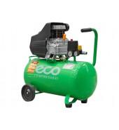 Компрессор (260 л/мин, 8 атм, 50 л, 220 В, 1.80 кВт) ECO (AE-501-2)