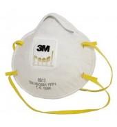 Респиратор 8812 FFP1 (до 4 ПДК) с клапаном выдоха (формованный) 3M (GT500075194)