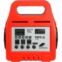 Электронное зарядное устройство (6/12V; 8A; 5-200Ah) YATO (YT-8301)