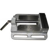 Тиски станочные 100мм GEKO (G01042)