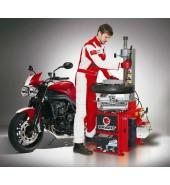 Шиномонтажный стенд для мотоциклетных колес HOREX (M806B)