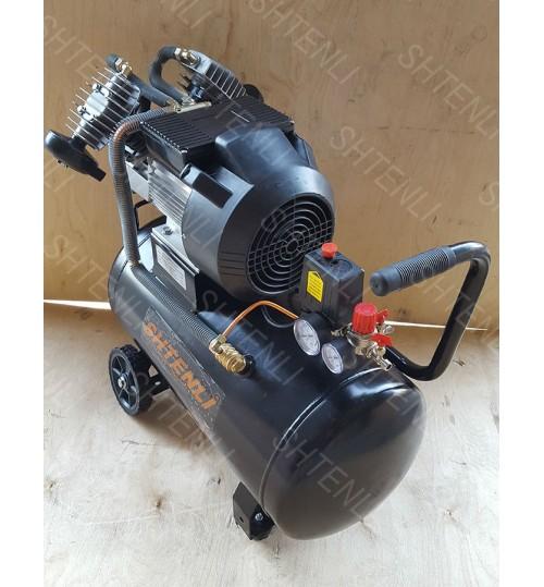 Компрессор воздушный 220в. 2,5кв. 460л/мин. SHTENLI (50-2 PRO)