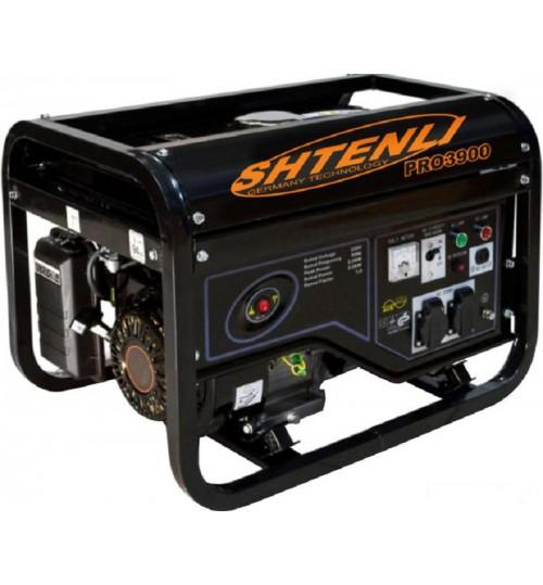 Бензогенератор 3,3кв. SHTENLI PRO (3900)