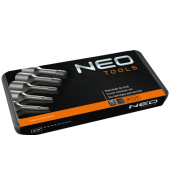 Набор экстракторов для заломанных болтов NEO (09-606)