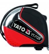 Рулетка с магнит. 3мх16мм (бытовая) YATO (YT-7129)