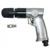 """Пневмодрель пистолетная 1/2"""" реверс. 215мм (13мм, самозаж; 700 об/мин) HD (HD-8207)"""