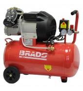 Компрессор 2,2 кВт/220В 50 л BRADO (IBL50V)