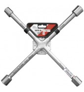 Ключ балонный крестовой усиленный 17х19х21х22 YATO  (YT-0800)