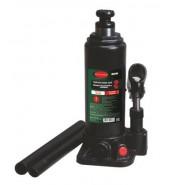 Домкрат бутылочный с клапаном  + дополнительный ремкомплект, 2т ROCK FORCE (T90204)
